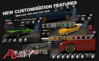 Screenshot of Real Drift Car Racing Free