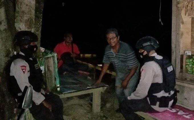 Cegah 3C, Personel Brimob Intensifkan Patroli di Kota Balikpapan