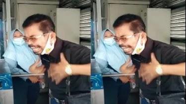 Viral Penumpang Transjakarta Sakit Minta Tolong, Malah Direkam!