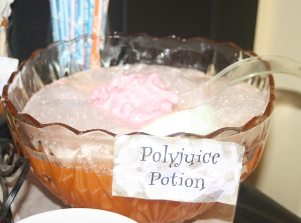 Harry Potter Polyjuice (child Friendly Version) Recipe