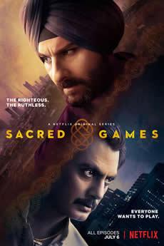 Jogos Sagrados 1ª Temporada Completa Torrent
