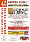 Presentazione libro Eia Eia Alalà