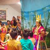 Dussehra Celebrations at Santosh Nagar Girls Branch