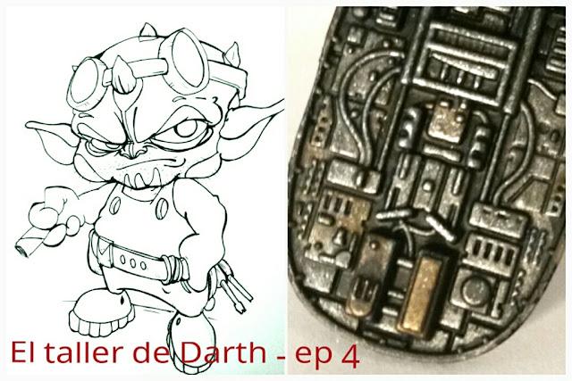 Taller de Darth ep 4