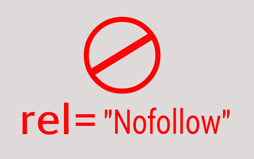 nofollow all external links in Blogger