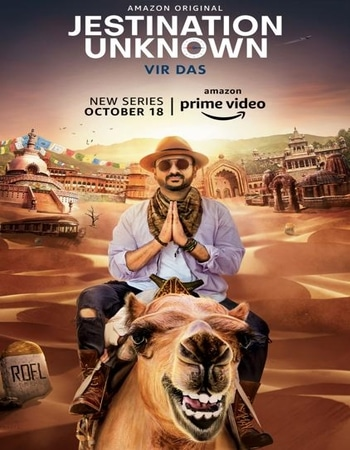 Poster Of Jestination Unknown Season 01 2019 Watch Online Free Download