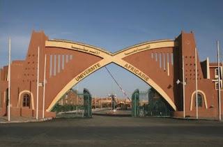 Adrar: nouvelles structures socio-pédagogiques réalisées à l'université africaine