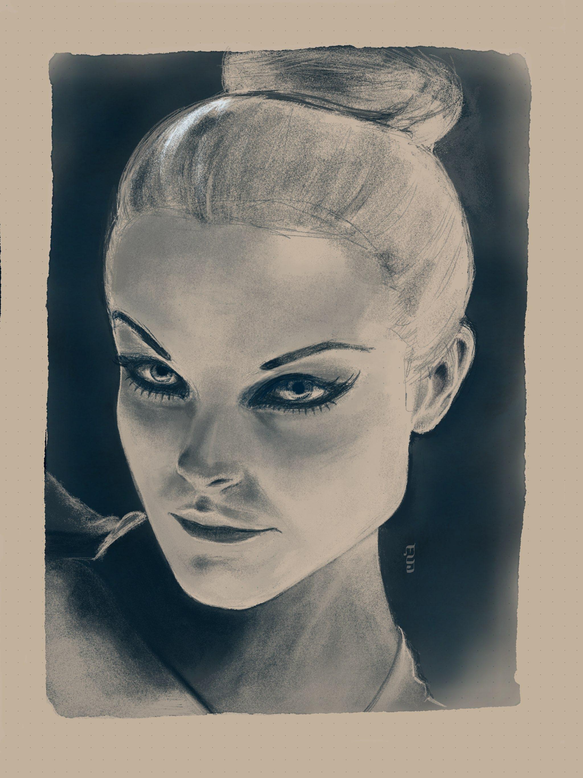 Beau Garrett made with Sketches