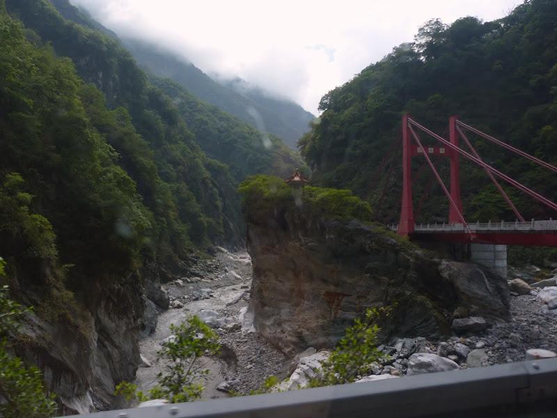 TAIWAN. Weekend Randonnée, Taipei à  Hehuanshan en passant par Puli, retour par les gorges de Taroko - P1290029.JPG