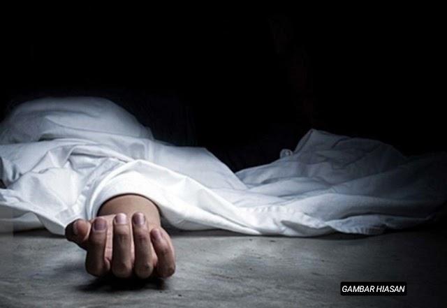 Lelaki meninggal dunia ketika berjoging,kes berkenaan diklasifikasi sebagai mati mengejut.