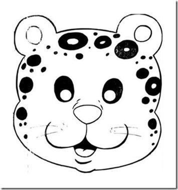 LEOPARDOO mascara de animales  para colorar (127)_thumb