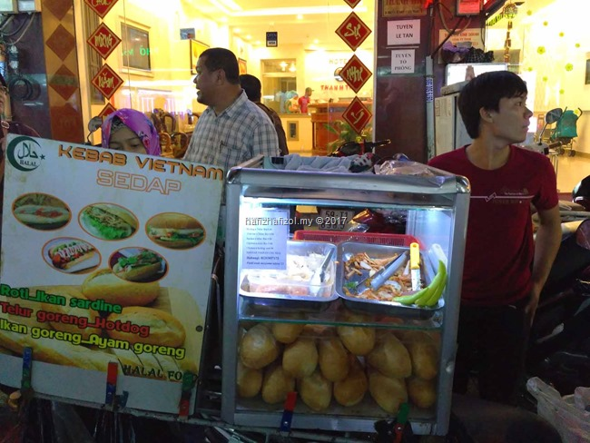 kebab vietnam sedap pasar malam ben thanh