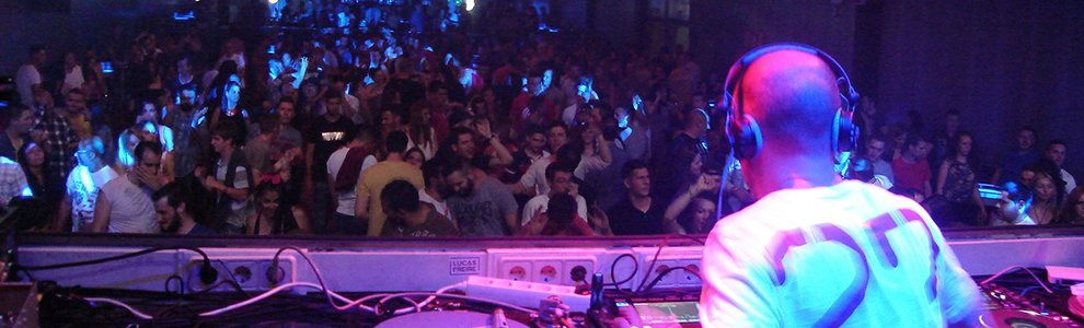 ABEL THE KID live dj set @ Fabrik Madrid