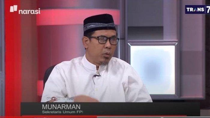 Munarman Dituduh Gelar Baiat di Medan, Tapi Kok Acaranya Difasilitasi Polda Sumut?