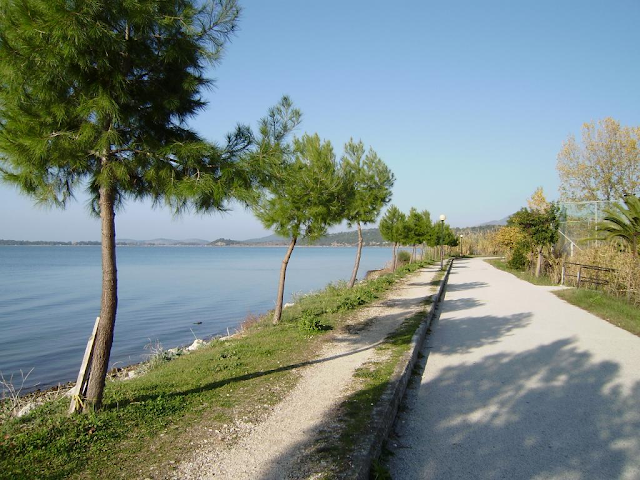 Ηγουμενίτσα: Καθαρισμός απορριμμάτων στον ποδηλατόδρομο