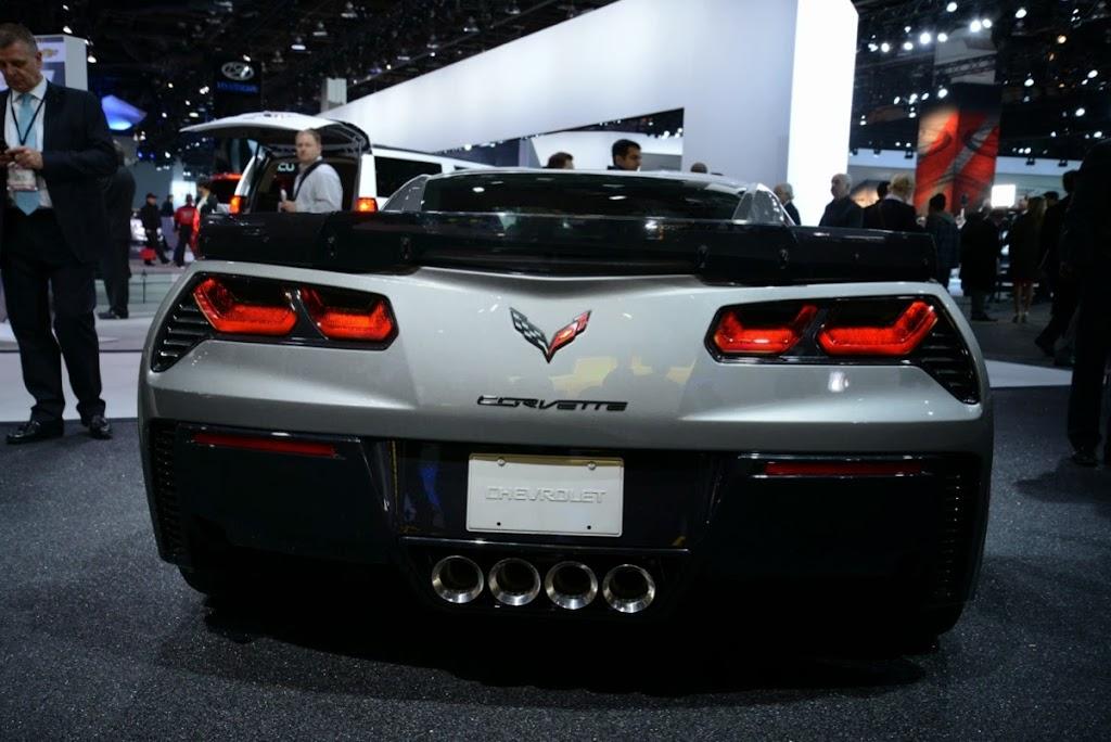 2015 Chevrolet Corvette Z06 4