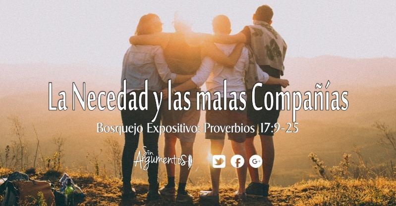 BOSQUEJOS EXP PROVERBIOS 17