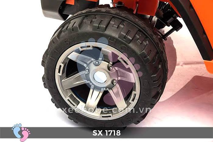 Xe ô tô điện trẻ em Jeep SX-1718 16