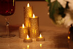 LED Wax Candle Light (Glitter Gold) :: Date: Jul 17, 2011, 10:35 PMNumber of Comments on Photo:0View Photo