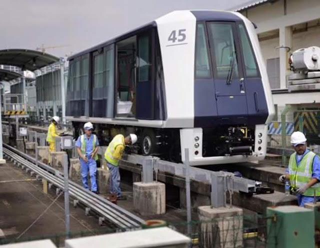Bandung Akan Bangun LRT Koridor 1 Estimasi Mulai 2017