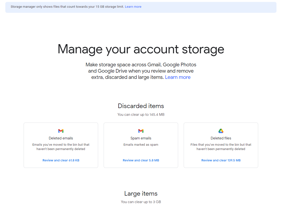 Google Storage Delete Files