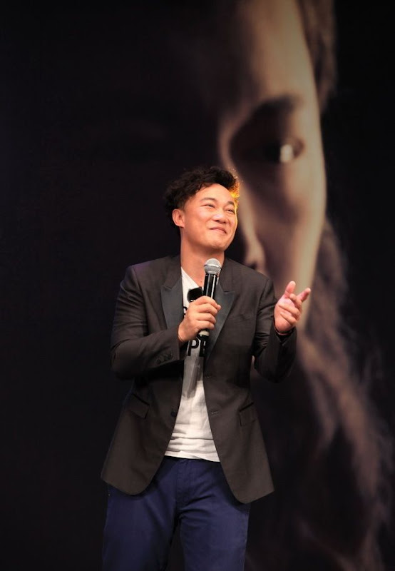 Eason Chan China Actor