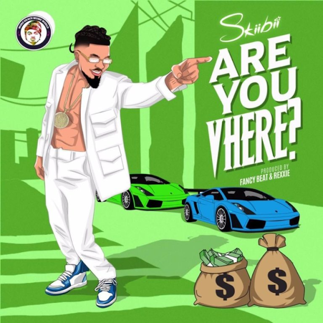 "SkiiBii - ""Are You Vhere"""