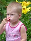 Цикл - поедание малины :) Год и 8.5 месяцев