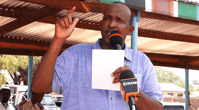 Aden Duale news, trending breaking news in the jubilee parliamentary group meeting