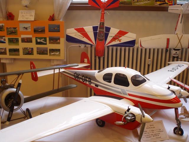 3.4.2011 - Výstava leteckých modelů aviatického klubu - P4050676.JPG