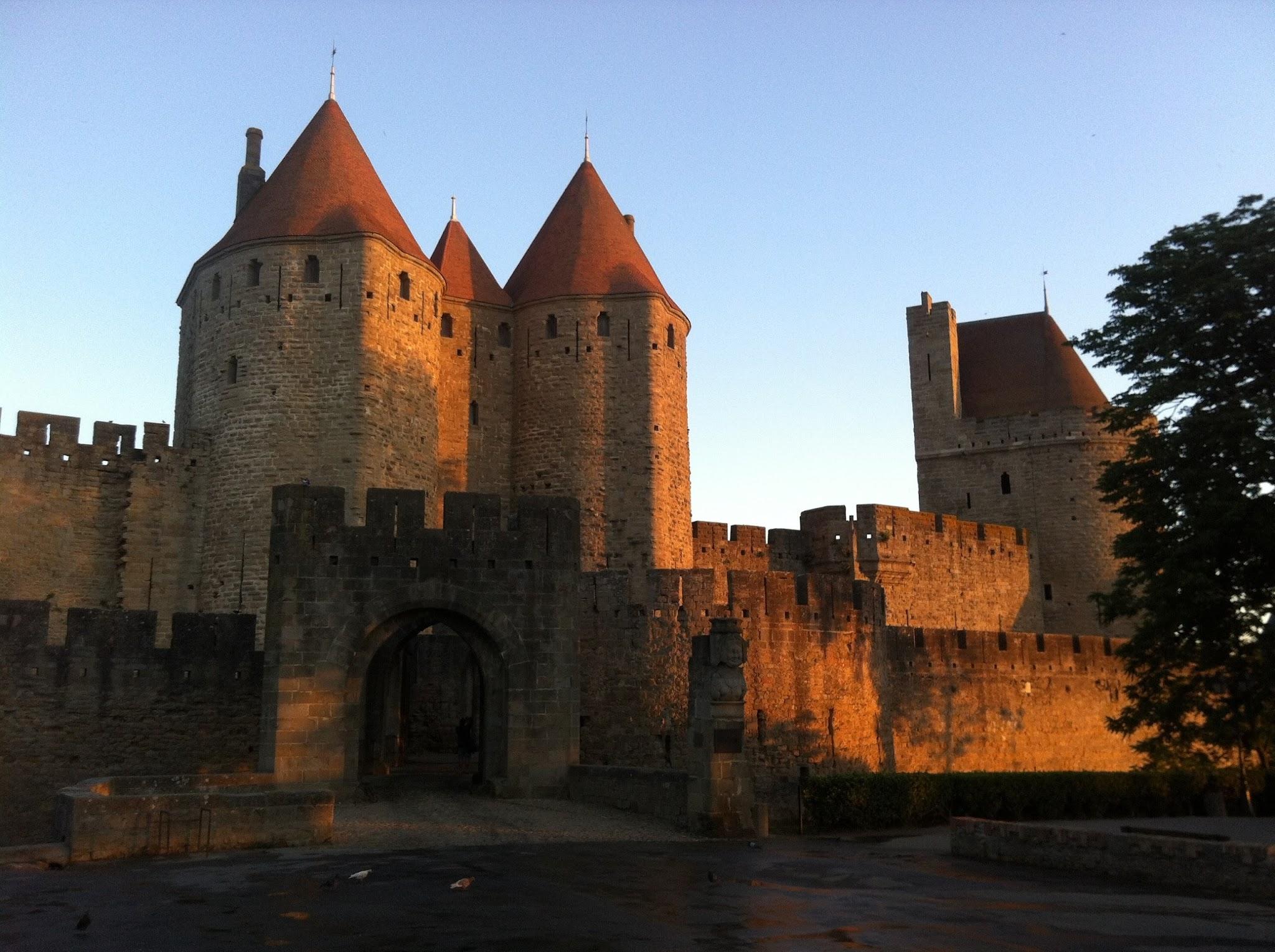 Zwei Tage In Carcassonne Von Narbonne Nach Carcassonne