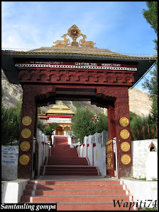 Entre monastères et lacs au Petit Tibet Indien - Page 2 12.Samtanling