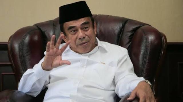 Gegara Corona, Menag Imbau Jemaah di Masjid Menghilangkan Sementara Kebiasaan Bersalaman