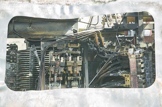 Der Lokbrand von Goldau (SZ) am 23. März 2005