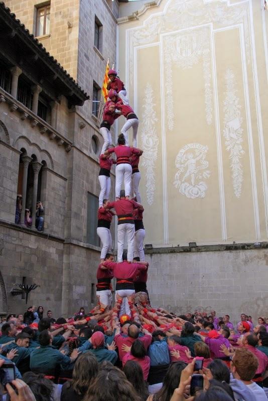 19è Aniversari Castellers de Lleida. Paeria . 5-04-14 - IMG_9403.JPG