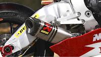 Akrapovic Honda BSB TT Exhaust