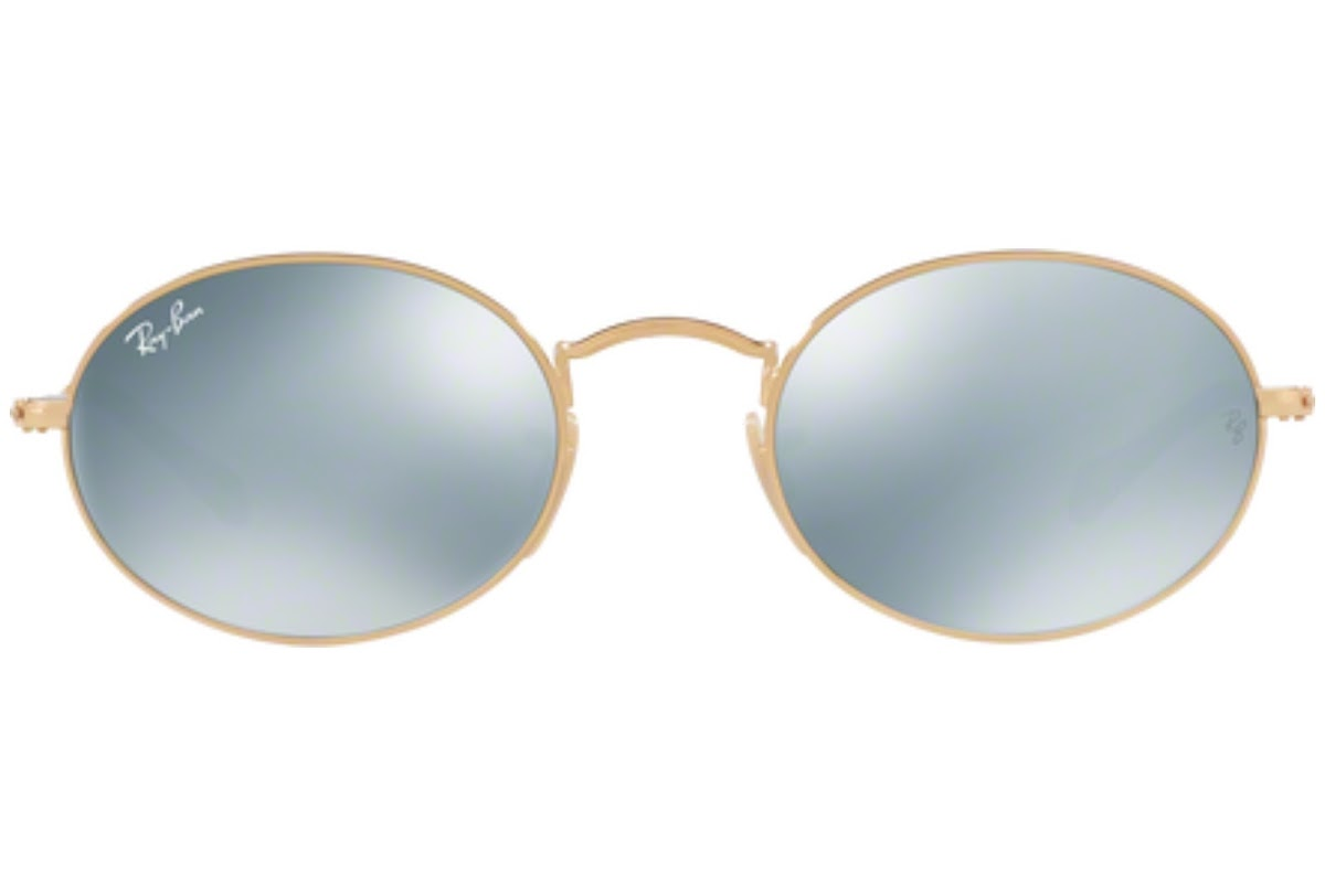 51baf2e0e3 Buy Ray-Ban Oval RB3547N C51 001 30 Sunglasses