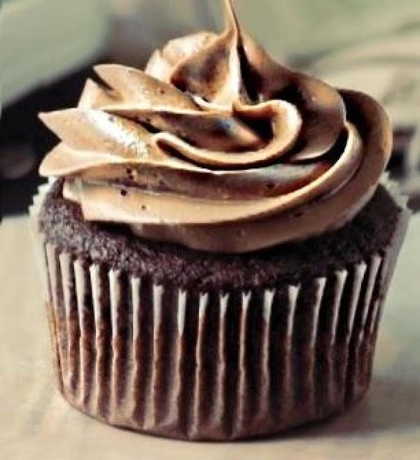 Chocolate Cream Cheese Frosted Pudding Cupcakes Recipe