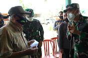 Pangdam XIV Hasanuddin Kunjungi Mantan Dandim Kolaka yang Tinggal di Rumah  Sederhana