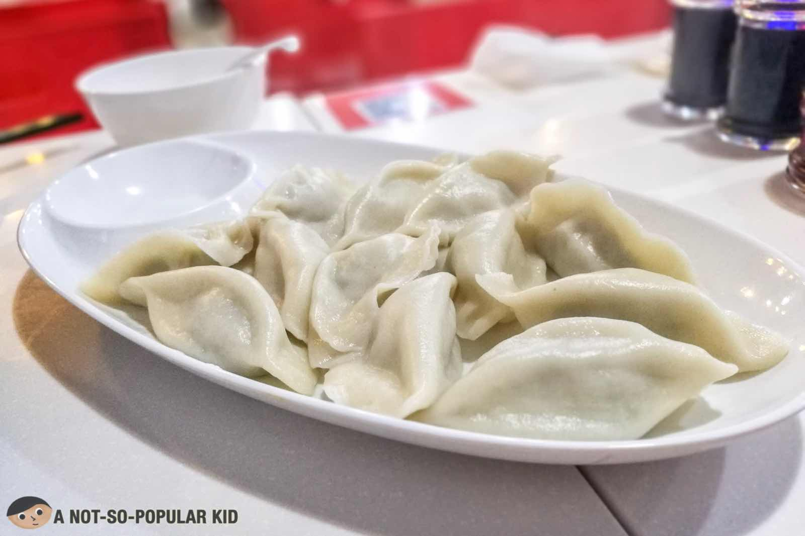 Pork Legumes Dumpling of Golden Tripod in UN Square