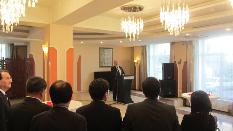 2011-Visit of Australian Ambassador - Sept