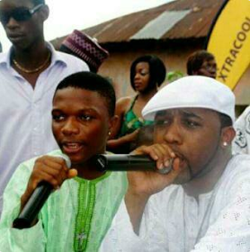 Throwback Of Life!! See Wizkid And Banky W At Ebute Metta Back Then (See Photo) 1