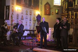 """Koncert zespołu """"na Trzy"""" - Bucze, 06.04.2014"""
