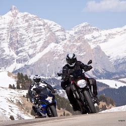 Motorradtour Sellarunde 27.04.12