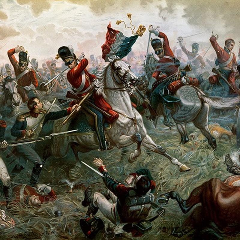 Waterloo una delle più grandi ed importanti battaglie della storia dell'uomo: il 18 giugno 1815.