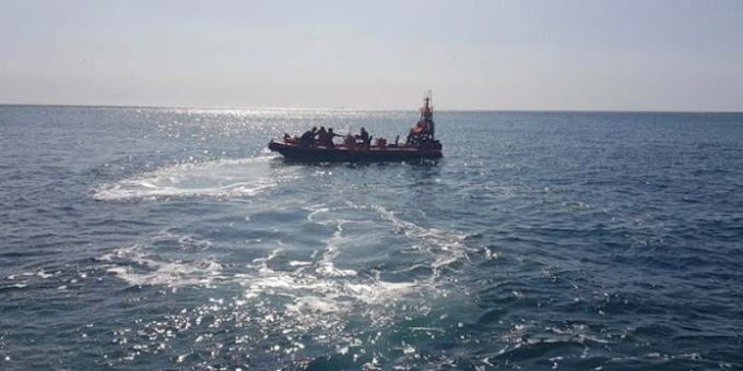 Las pateras procedentes de Marruecos ahora empiezan a llegar a Portugal