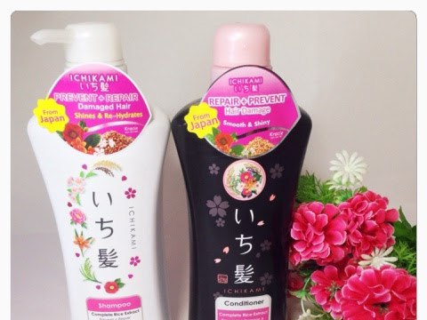 [Review] Kracie Ichikami Prevent and Repair Damaged Hair