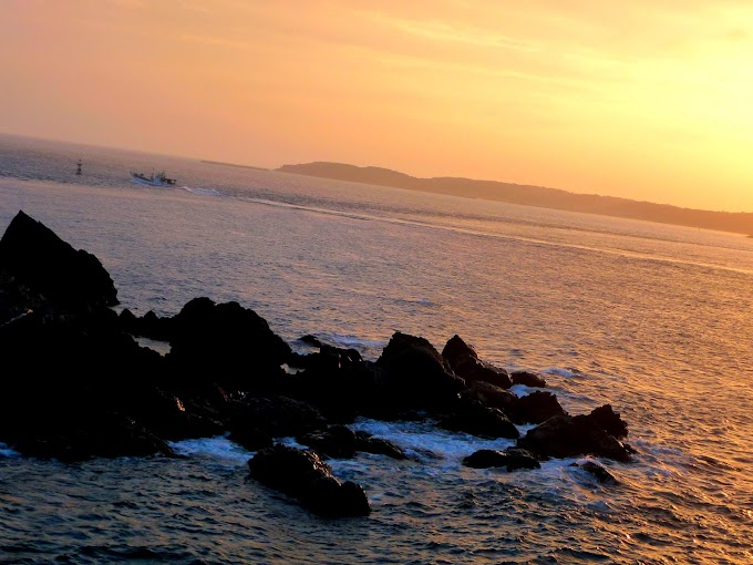 360 #海 #夏 #風景 #夕暮れ