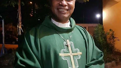 Pater Tuan Kopong MSF: Saya Diselamatkan Karena Saya Katolik