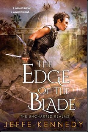 The Edge of the Blade  (The Uncharted Realms #2)